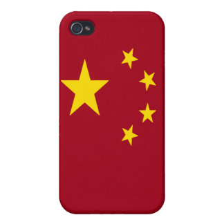 The flag of the People's Republic of China iPhone 4/4S Cover