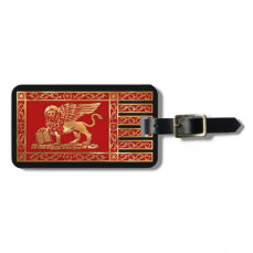 The Flag of the Republic of Venice Luggage Tag