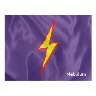 The Flag of the Sisterhood of Jadela'Mar Postcard