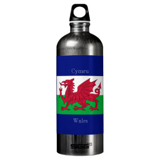The Flag of Wales SIGG Traveler 1.0L Water Bottle