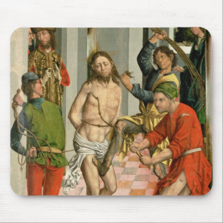 The Flagellation Mouse Pads