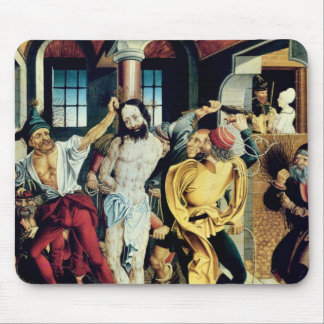 The Flagellation of Christ Mouse Pad