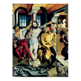 The Flagellation of Christ Postcard