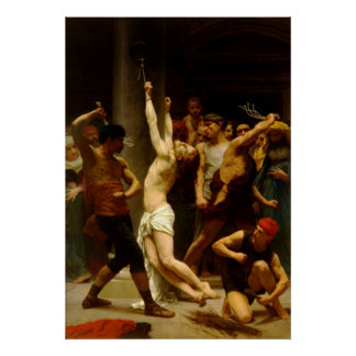 The Flagellation of Our Lord Jesus Christ Poster