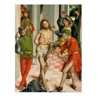 The Flagellation Postcard