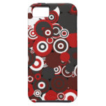 The Flame - Circles iPhone 5 Cases