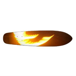 The Flame Custom Skate Board