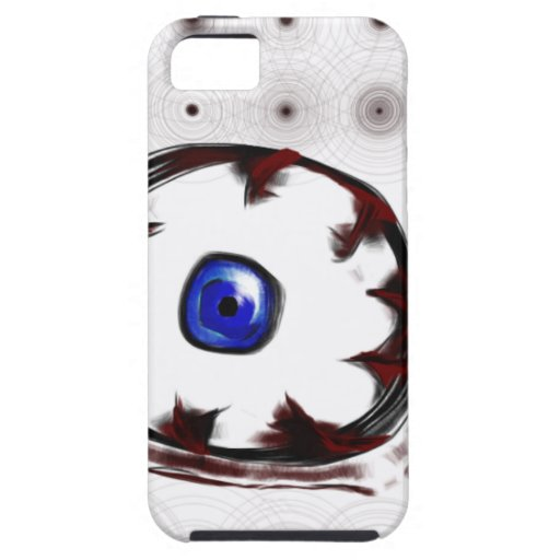 The Flame - Eyeball iPhone 5 Cases
