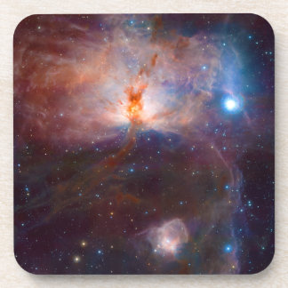 The Flame Nebula NGC 2024 Star Forming Region Drink Coaster