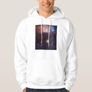 The Flame Nebula NGC 2024 Star Forming Region Hoodie