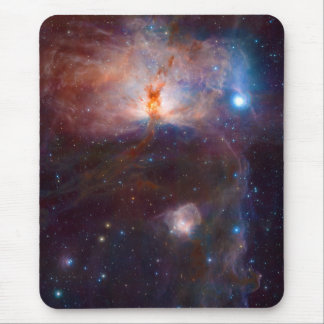 The Flame Nebula NGC 2024 Star Forming Region Mouse Pad