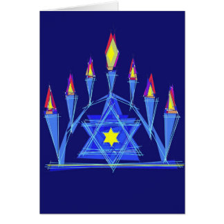 The Flame of Life Greeting Cards