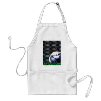The FlameThrowers Adult Apron