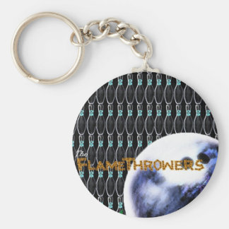 The FlameThrowers Keychains