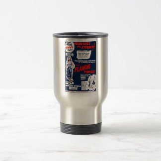 The Flaming Teen-Age Coffee Mugs