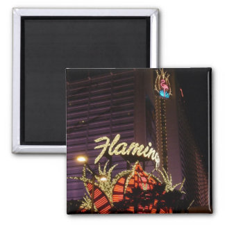 The Flamingo Hotel Magnet