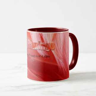 The Flamingo mug - design 3