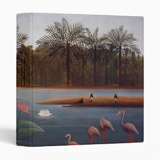 The Flamingos Binder