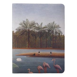 The Flamingos Extra Large Moleskine Notebook