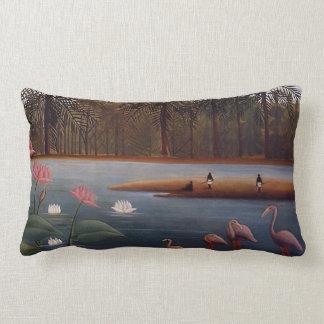 The Flamingos Pillows