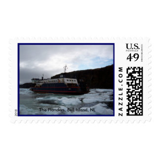 The Flanders, Bell Island, NL Stamp