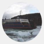 The Flanders, Bell Island, NL Sticker