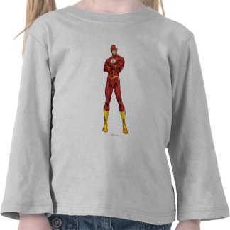 The Flash Arms Crossed Shirts