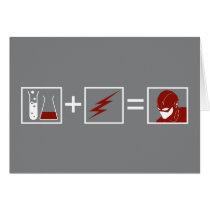 The Flash | Flash Equation Card