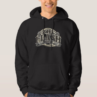 The Flash - It's Showtime! Letters Hoodie