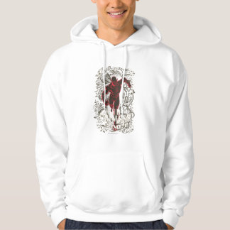 The Flash - It's Showtime! Poster Hoodie