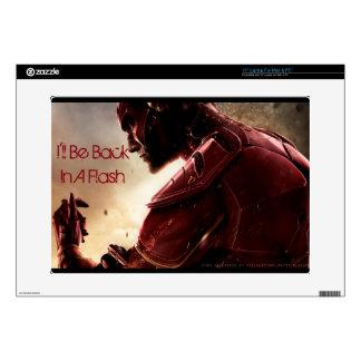 """The Flash Laptop Skin 15"""""""