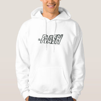The Flash Letters Grunge Hoodie