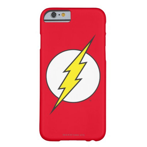 The Flash | Lightning Bolt Barely There iPhone 6 Case