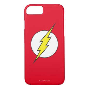 The Flash | Lightning Bolt iPhone 8/7 Case