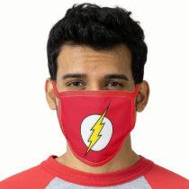 The Flash   Lightning Bolt Face Mask