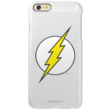 The Flash | Lightning Bolt Incipio Feather Shine iPhone 6 Plus Case