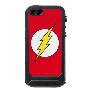 The Flash | Lightning Bolt Waterproof iPhone SE/5/5s Case