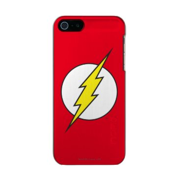 The Flash | Lightning Bolt Metallic iPhone SE/5/5s Case