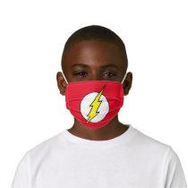 The Flash   Lightning Bolt Kids' Cloth Face Mask