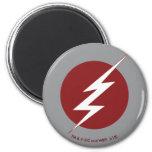 The Flash | Lightning Bolt Logo Magnet