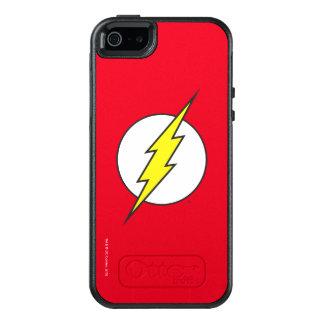 The Flash Lightning Bolt Logo OtterBox iPhone 5/5s/SE Case