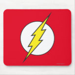 The Flash | Lightning Bolt Mouse Pad at Zazzle