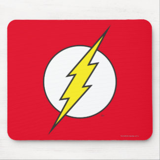 The Flash | Lightning Bolt Mouse Pad