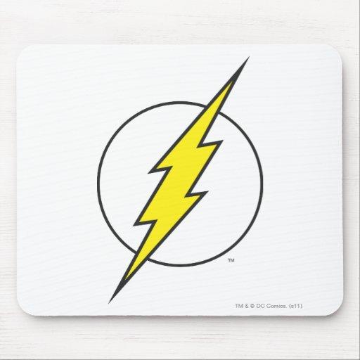 The Flash Lightning Bolt Mousepad
