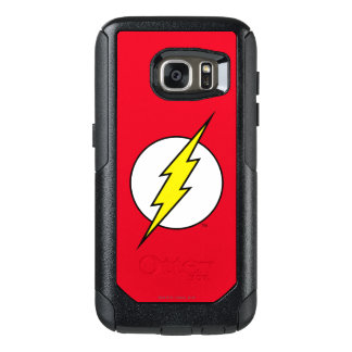 The Flash | Lightning Bolt OtterBox Samsung Galaxy S7 Case