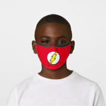 The Flash   Lightning Bolt Premium Face Mask