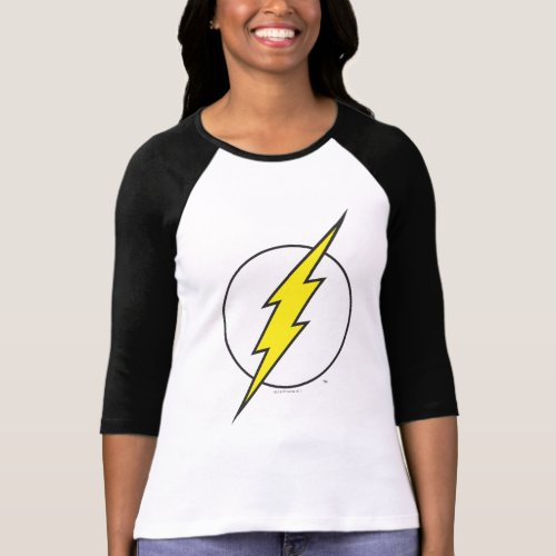 The Flash  Lightning Bolt T_Shirt