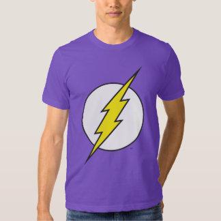 The Flash Lightning Bolt Tee Shirts