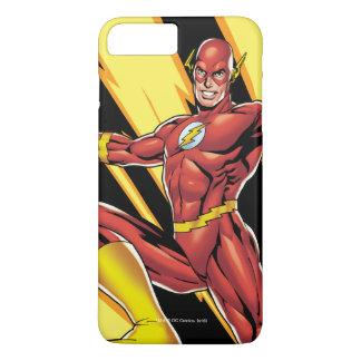 The Flash Lightning Bolts iPhone 8 Plus/7 Plus Case