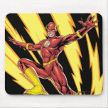 The Flash Lightning Bolts Mousepads